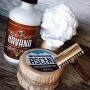 VALENTINE'S DAY – Luxury Shaving Soap with Shea Butter, Soy & Coconut Oil – Lasts Longer Than Shaving Cream – All Natural Shave Soap Puck Refill – No Toxins, No Parabens, No Sulfates – 3.8 oz of The Highest Quality Ingredients Provide The Most Enjoyable Shave Ever