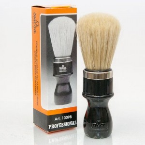Omega Shaving Brush # 10098 Professional Boar Bristle