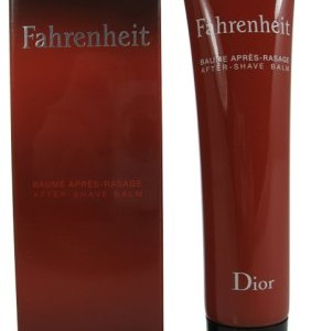 Fahrenheit By Christian Dior For Men. Aftershave Balm 2.3 Oz.