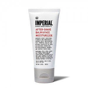 Imperial Barber Products After-Shave Balm & Face Moisturizer 3oz